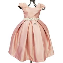 Vestido Menina Festa Bambina