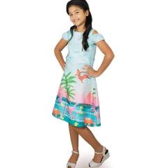 Vestido Casual Chic Infantil