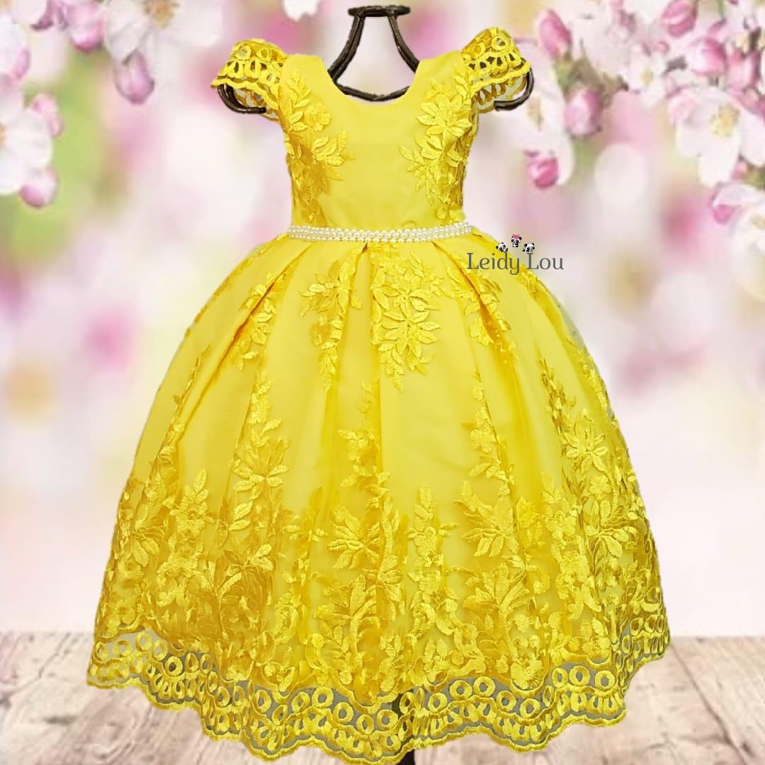 Vestido Menina Festa